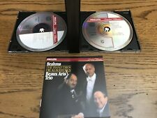 BEAUX ARTS TRIO-BRAHMS:THE PIANO TRIOS/ORIGINAL PHILIPS SILVER 2CD-WG BY PDO