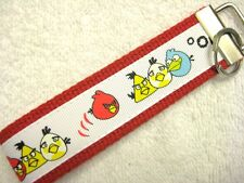 ANGRY BIRDS Key Fobs (really cute keychains)