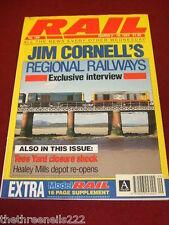 RAIL - JIM CORNELL'S REGIONAL RAILWAYS - MARCH 3 1993 # 195