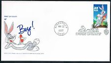 1997 Bugs Bunny Stamp First Day Cover FDC Sc3137 House of Farnam Cachet