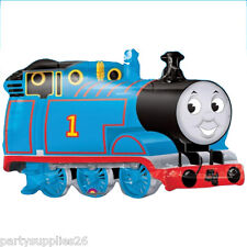 THOMAS THE TANK ENGINE PARTY SUPPLIES SUPER SHAPE FOIL BALLOON FREE POSTAGE