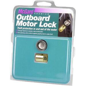 "McGard 74038 Single Motor Outboard Lock 1/2""-13 Thread (OMC 2 Strokes 40hp up)"