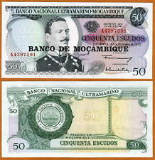 Mozambique, 50 escudos, ND (1976), P-116, UNC