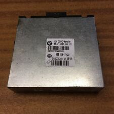BMW 3 Series E90 E91 DC Voltage Torque Converter ECU Module 61.42 9127088 02