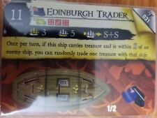Wizkids Pirates of the Caribbean #031 Edinburgh Trader CSG Pocketmodel