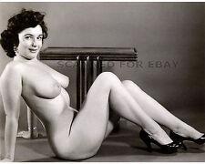 Lynn Carter nude model print woman female girl busty legs leggy photo picture
