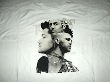 Lo script 2013 UK Tour T-Shirt Bianco Nuovo piccolo