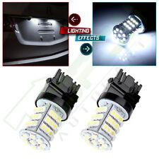2x High Power 45SMD 3156 LED Light Bulb White Tail Backup Reverse Brake 6000k