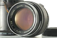 [Near MINT in Case] Olympus M-SYSTEM E.ZUIKO AUTO-T 100mm f/2.8 Lens from JAPAN