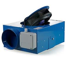 "VENTS-US VKP 150/125 dual duct Inline Booster Fan 6"" & 5"" Duct, 290 CFM, Galavan"