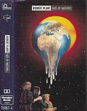 Robert Plant Fate Of Nations CASSETTE ALBUM Acoustic, Pop Rock