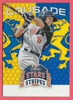 2015 L.T. Tolbert Panini USA Stars and Stripes Crusade Rookie - New York Mets