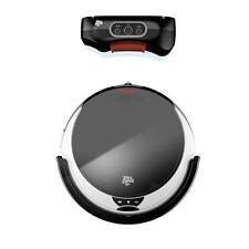 Robot Aspirateur Dirt Devil Fusion M611 base accessoires d'occasion Comme Neuf