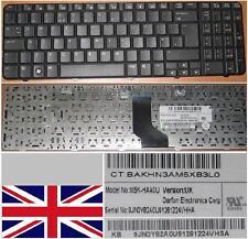 QWERTY KEYBOARD UK HP CQ60 9J.N0Y82.A0U NSK-HAA0U 9J.N0Y82.A0U Black