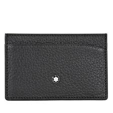 Montblanc Meisterstuck 3CC Pocket Holder - Black