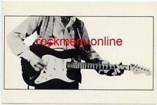 Eric Capton Slowhand 1976 RSO Promo Postcard