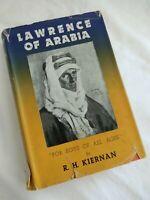 Lawrence of Arabia by R.H. Kiernan (Hardback, 1935, 1st Edition)