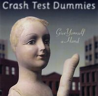 CRASH TEST DUMMIES : GIVE YOURSELF A HAND / CD - TOP-ZUSTAND