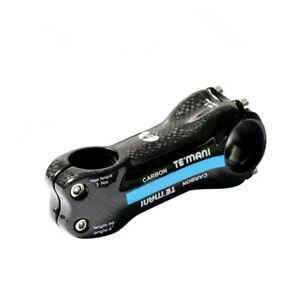3K Carbon Fiber Stems 6°/17° MTB Road Bike Bicycle Handlebar Stems 31.8*70-130mm