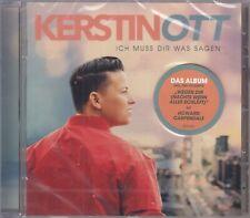 Kerstin Ott / Ich muss Dir was sagen (Neue Version) (Original verschweißt, NEW)