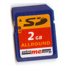 2GB SD Card Extrememory