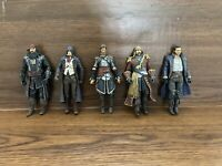 Lot of 5 Assassin Creed Action Figures