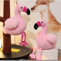 14 / 26cm Lovely Pink Flamingo Bird Plush Stuffed Animal Toy Gift