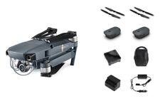 DJI Mavic Pro Fly More Combo (3 Batteries Car Charger Bag 5 Propeller)