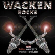 V/A - Wacken Rocks  (2-CD) *Motörhead * Saxon * Doro * Savatage * etc.