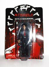 My Chemical Romance Revenge Gerard Way Action Figure 2 Vintage Rare MCR NEW
