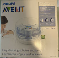 Philips AVENT Microwave Steam Sterilizer NIB