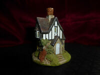 LILLIPUT LANE Rowan Lodge Special Edition Ornament 1990-91 Handmade in Cumbria