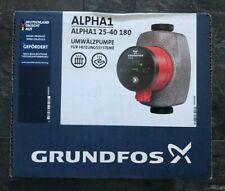 Grundfos ALPHA1 25-40 180 Umwälzpumpe (99236214)