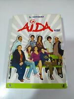 AIDA TEMPORADA 3 TERCERA COMPLETA - 4 x DVD Español