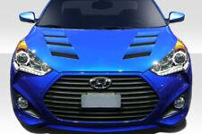 12-16 Fits Hyundai Veloster AM-S Duraflex Body Kit- Hood!!! 113352