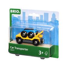 BRIO 33577 - Autotransporter mit Rampe Neu/ovp