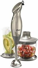 Oster FPSTHB3000 Immersion Hand Blender with Chopper One Size