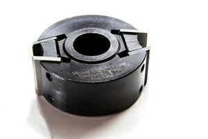 93mm x 40mm x 30mm Bore Euro Profile Spindle Moulder Limitor Cutter Block
