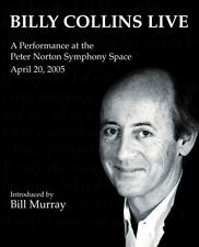 Billy Collins Live: A Performance at the Peter Norton Symphony Space CD