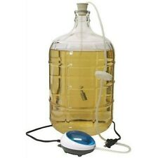 Wort Aeration System For Homebrewing Beer, Yeast Oxygenation, Comes With Pump