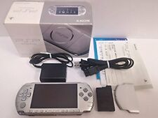 PSP Playstation Portable PSP-3000 MS Mystic Silver game Japan Free Shipping JP