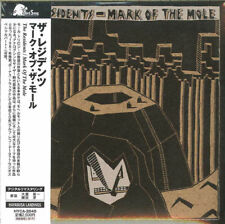 THE RESIDENTS-MARK OF THE MOLE-JAPAN MINI LP CD F25