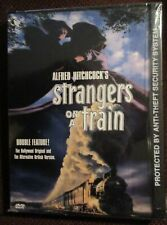 Strangers on a Train (Dvd, 1997) Alfred Hitchcock 1951 Brand New Sealed
