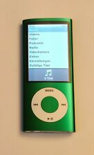 Apple iPod Nano 5G / 5. Generation Grün 16 GB - Super Zustand