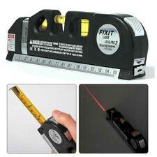 Multipurpose Laser Measurement Lazer Level Line Tool Spirit Level Leveling Wall