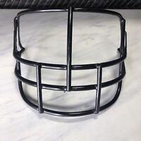 Schutt Super Pro NOPO Vintage Adult Football Helmet Facemask - Black Recert