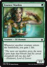 ESSENCE WARDEN Commander Anthology MTG Green Creature — Elf Shaman Com