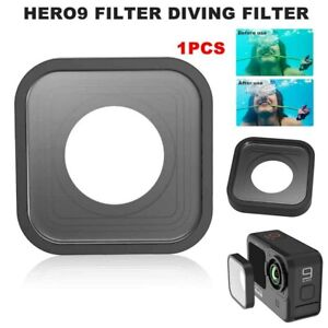 Macro Lens for GoPro Hero 9 Sport Action Camera Close-Up Filter Directly Replace
