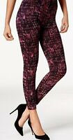First Looks SEAMLESS SKIMMER LEGGINGS Graphic Animal Tulip L/XL $22 - NWT