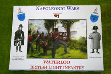 Un appel aux armes British light infantry Waterloo guerres napoléoniennes 1/32 CT9